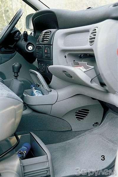 Тест Renault Scenic RX4. Мини-вэн смакси-возможностями— фото 28590