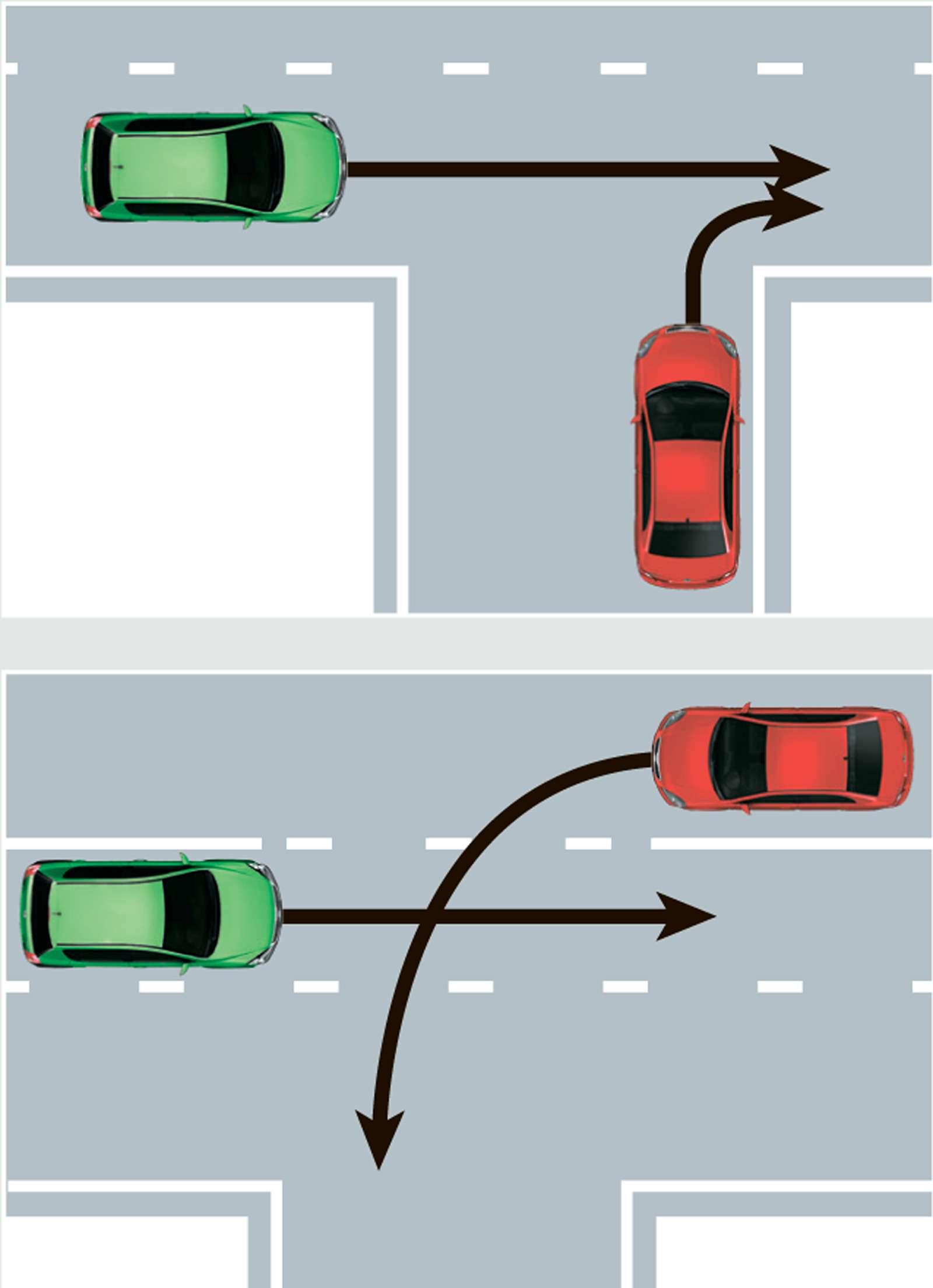 Почему происходят аварии: рейтинг причин ДТП отэкспертов ЗР— фото 604669