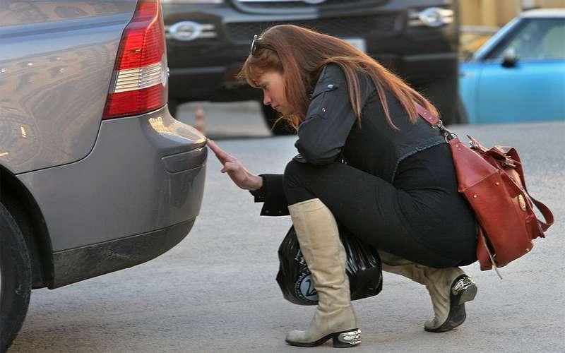 641a14aceb43 Автомобиль повредили во время стоянки — кто за это ответит  — журнал ...
