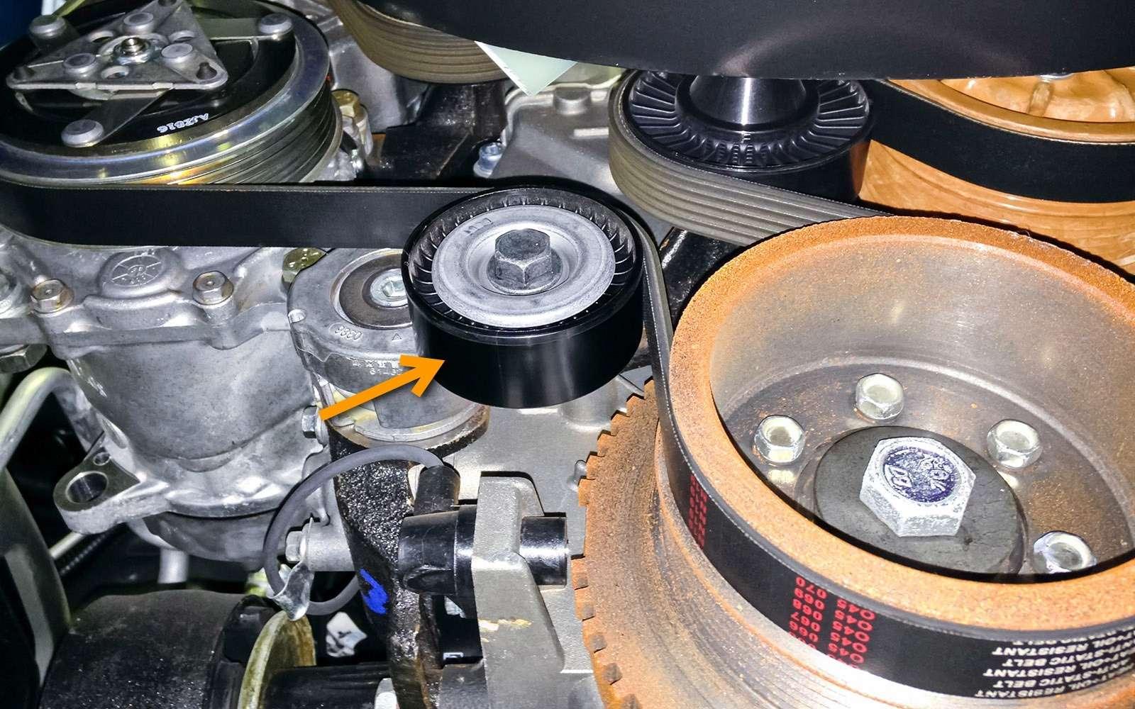 УАЗПатриот: тест-ремонт— фото 660547