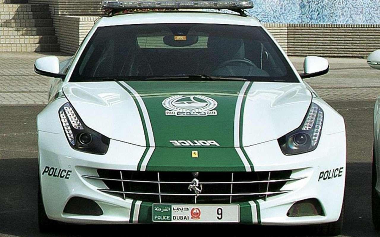 Топ-22 лучших ихудших полицейских автомобилей мира— фото 983538