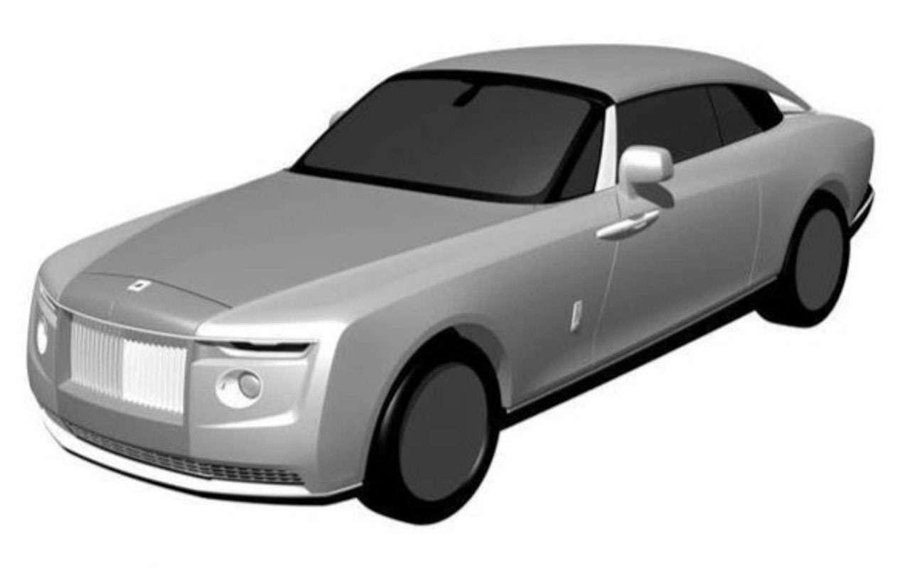Rolls-Royce делает купе скормой отяхты— фото 1151589