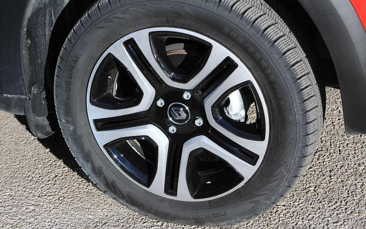 Renault Sandero иLogan висполнениях Stepway— теперь свариатором— фото 931378