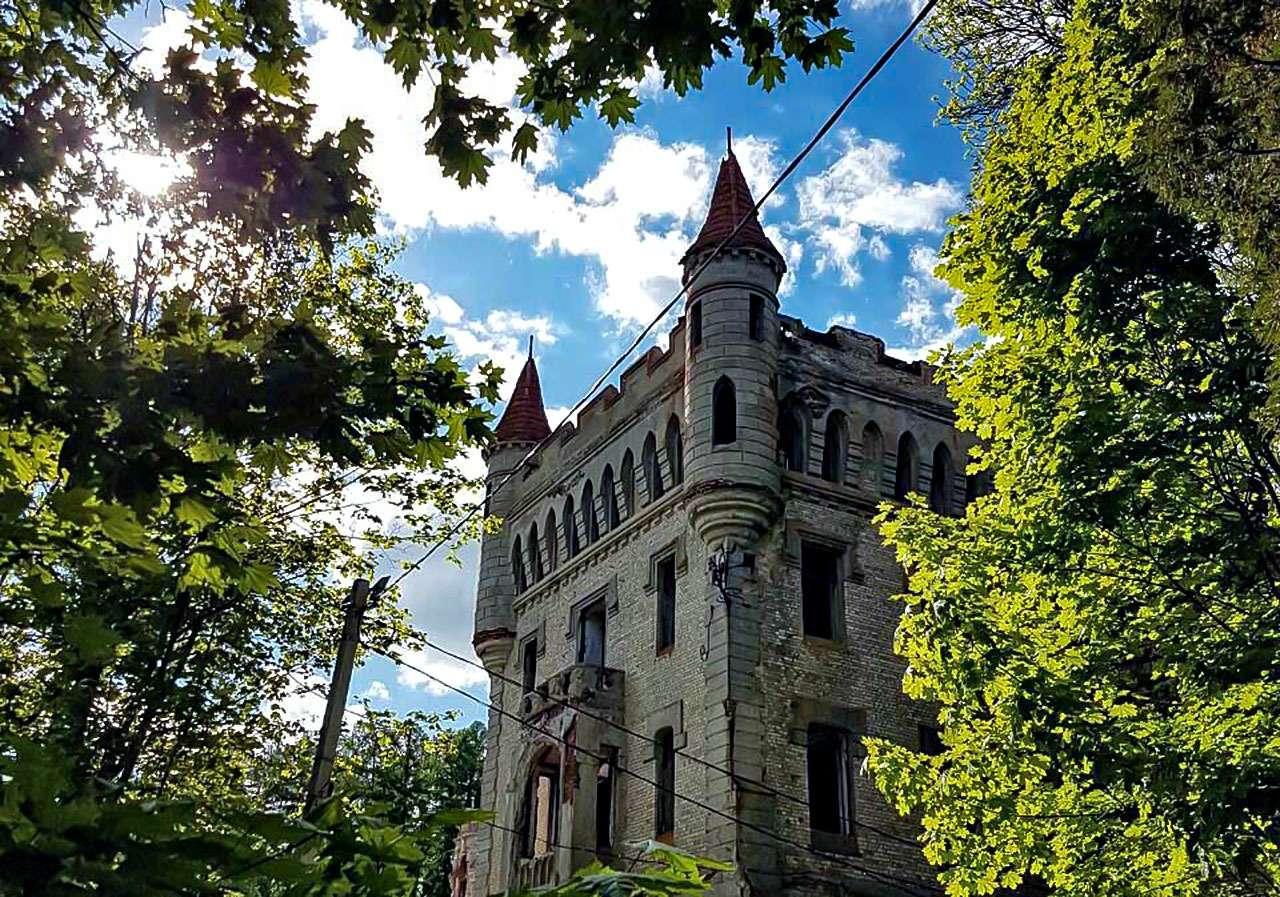 Путешествие воВладимир: шотландский замок, католический собор исредневековая кузня— фото 776165