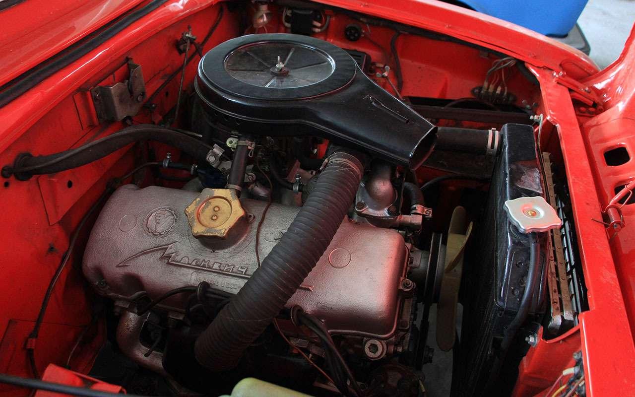 Москвич-412: вот как советские инженеры переделали двигатель BMW— фото 994355