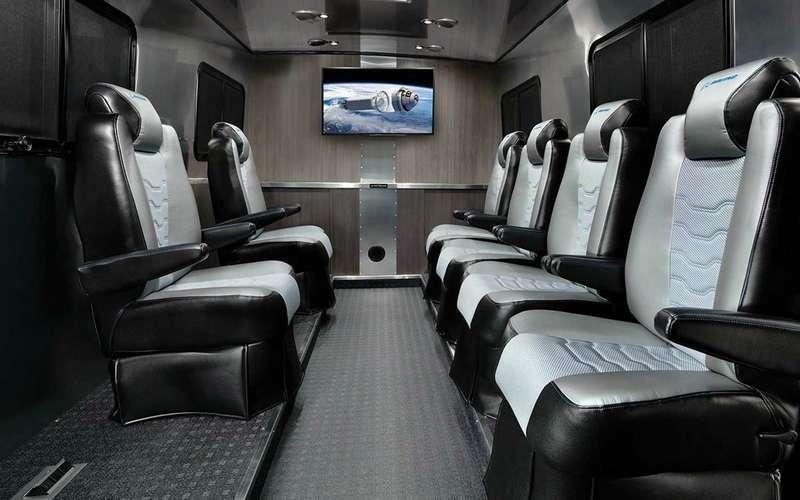 Специальный автобус длякосмонавтов: его маршрут— 14,5км