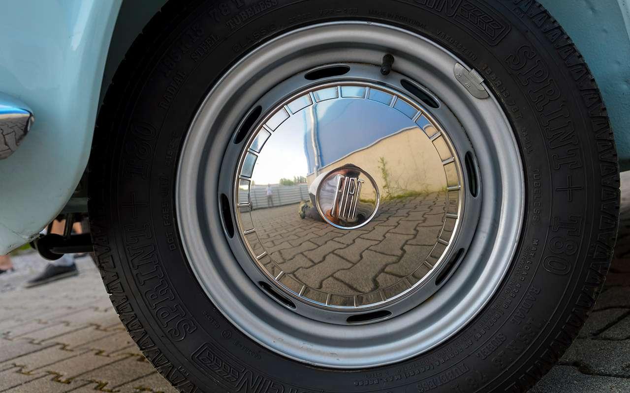 Что все желучше— наша «копейка» или Fiat-прародитель? Экспертный тест— фото 1002982