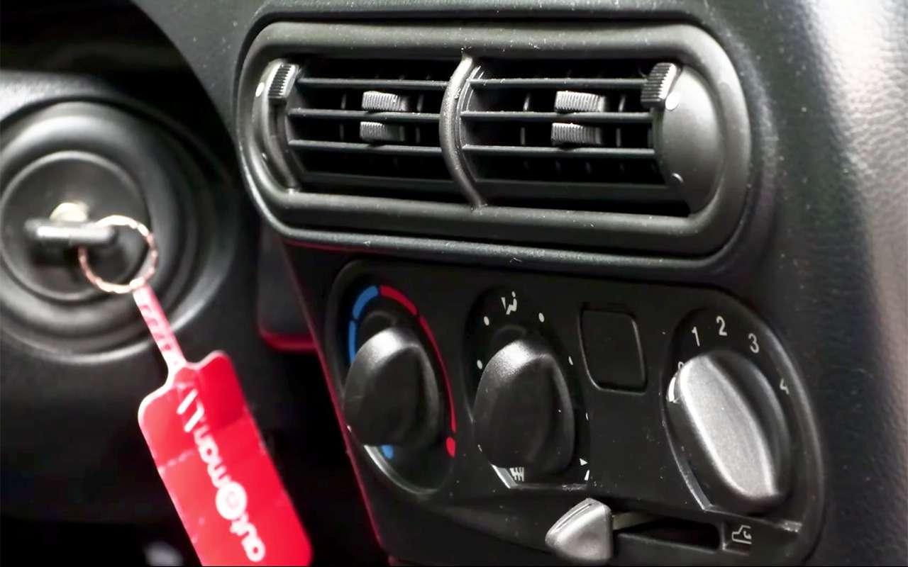 Подержанная Chevrolet Niva— все проблемы ислабости— фото 1144685