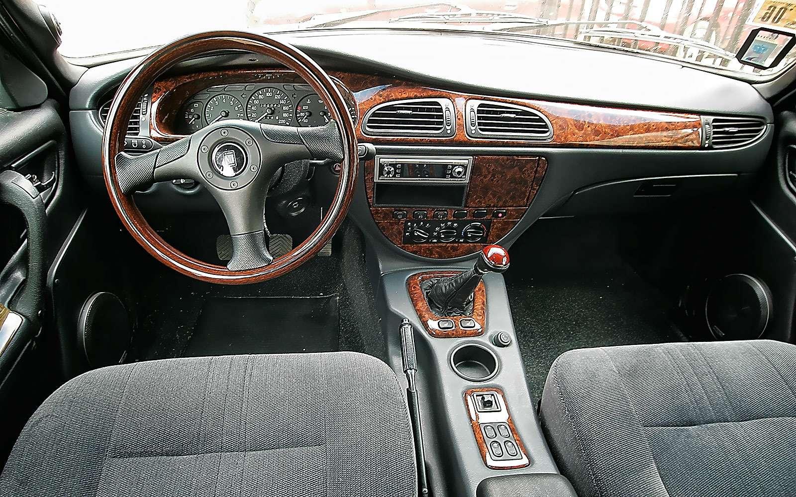 Финский салон ГАЗ-3102