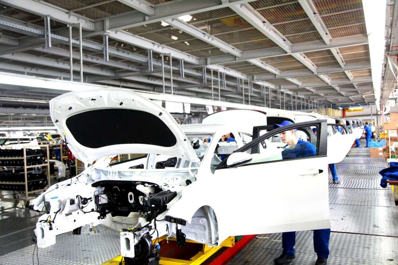 Новый Kia Cerato уже производят на«Автоторе»— фото 966514