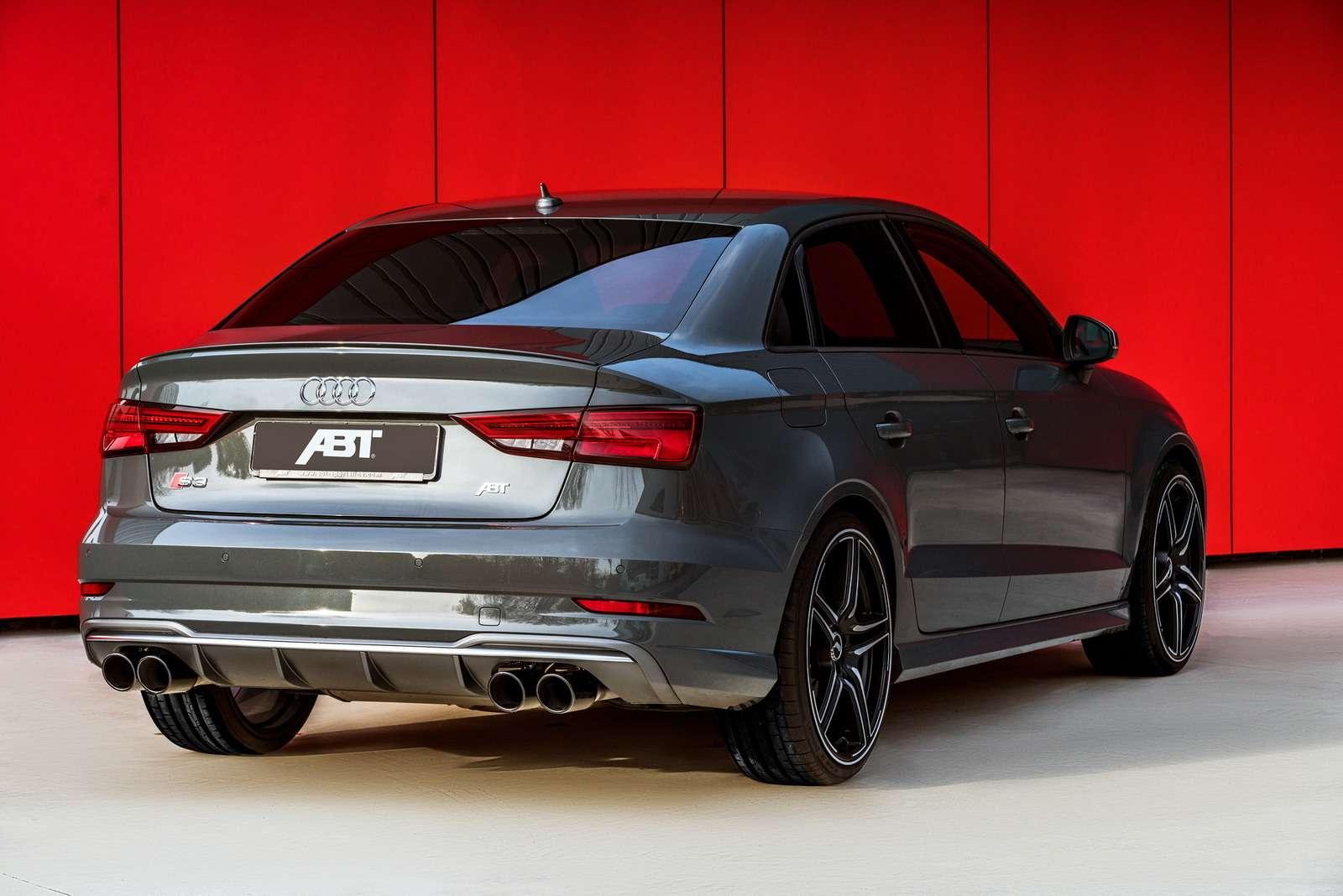 Здоровое соперничество: Audi S3бросил вызов топ-модели— фото 660466