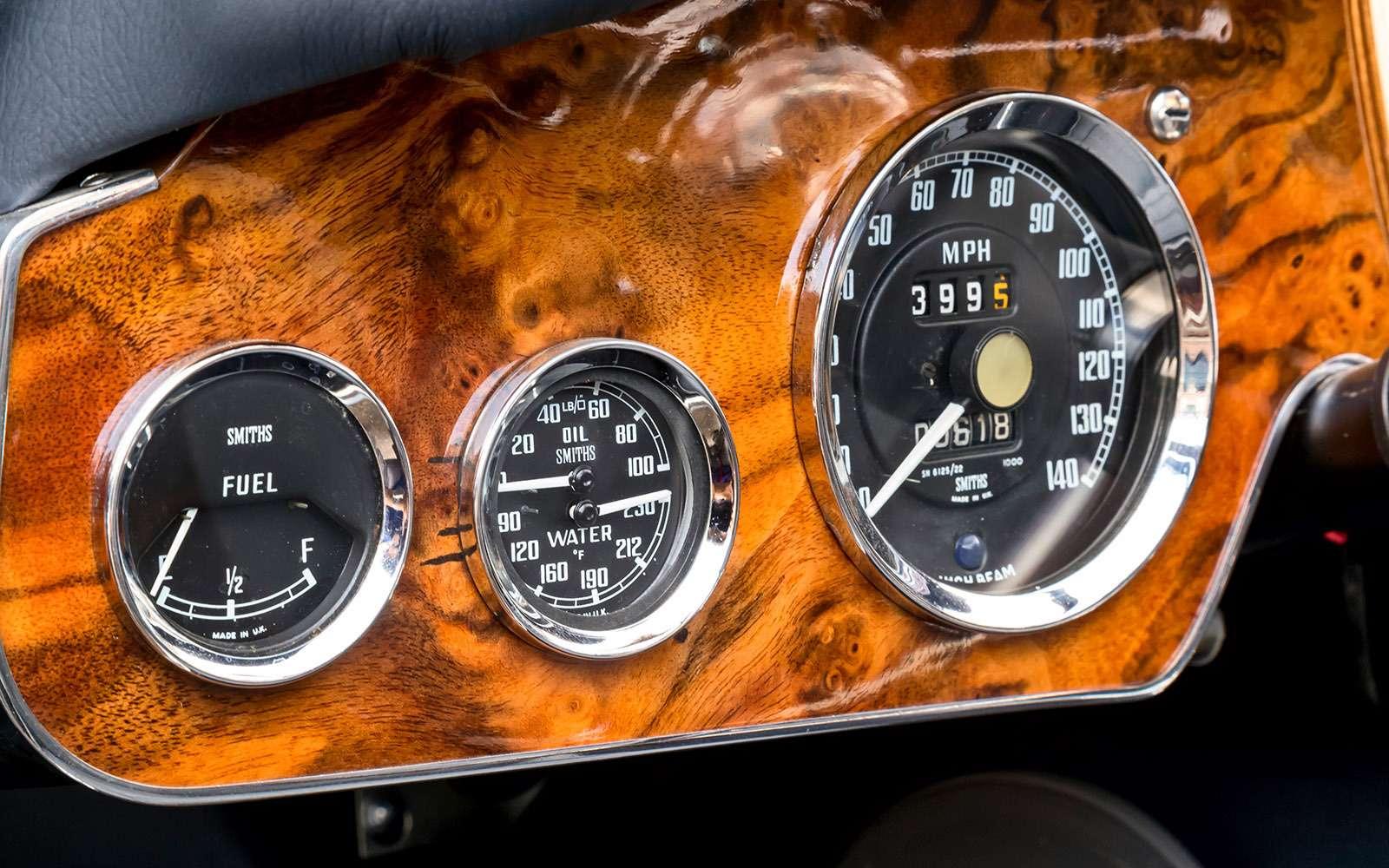 Аustin-Healey 3000Mk III: три литра английского— фото 679356