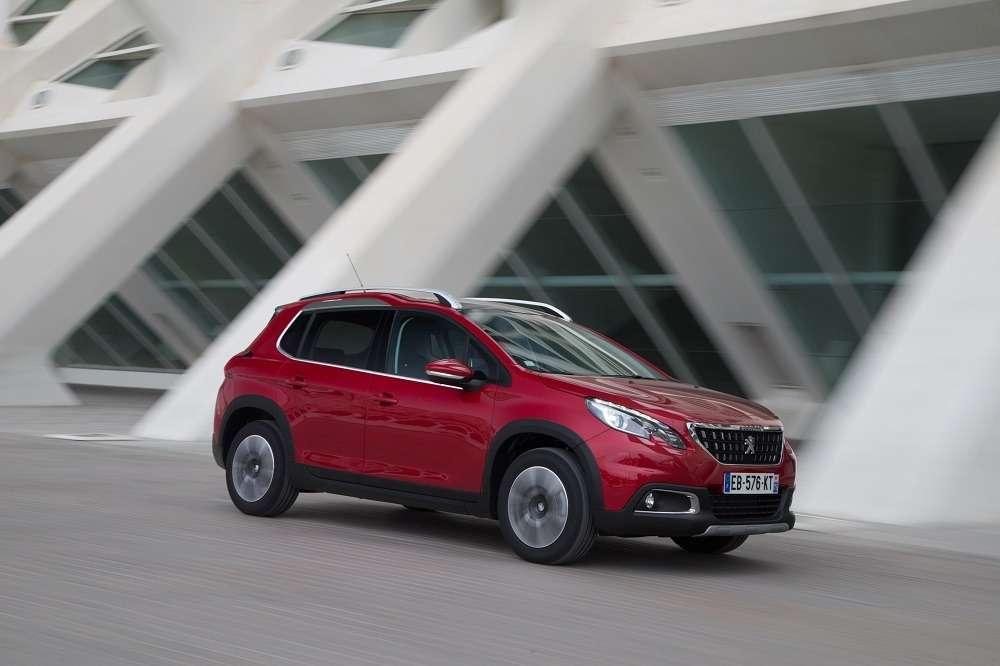 Peugeot 2008в России: начались продажи иобъявлены цены— фото 759246