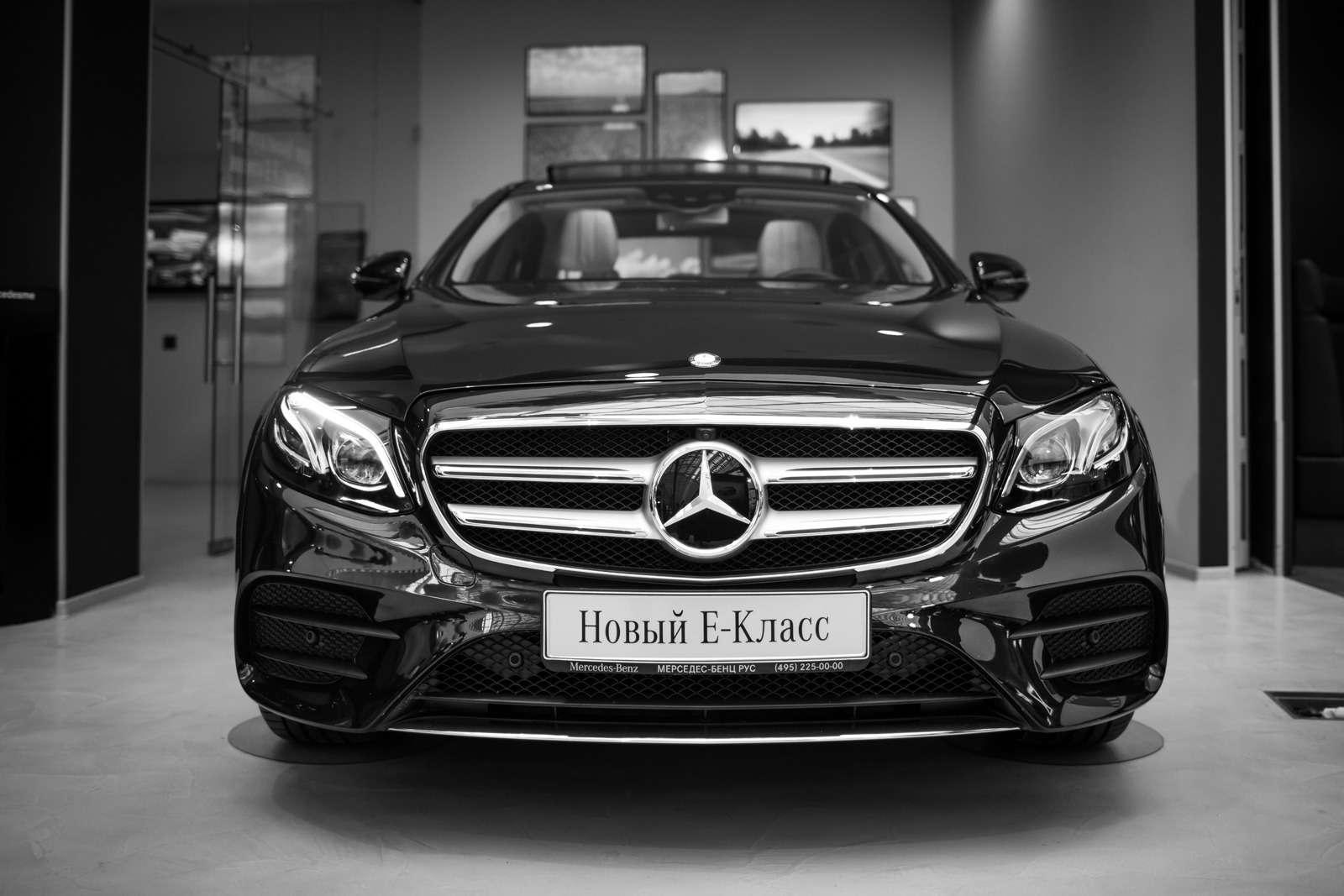 В Россию приехал десятый посчету Mercedes-Benz E-класса— фото 580684