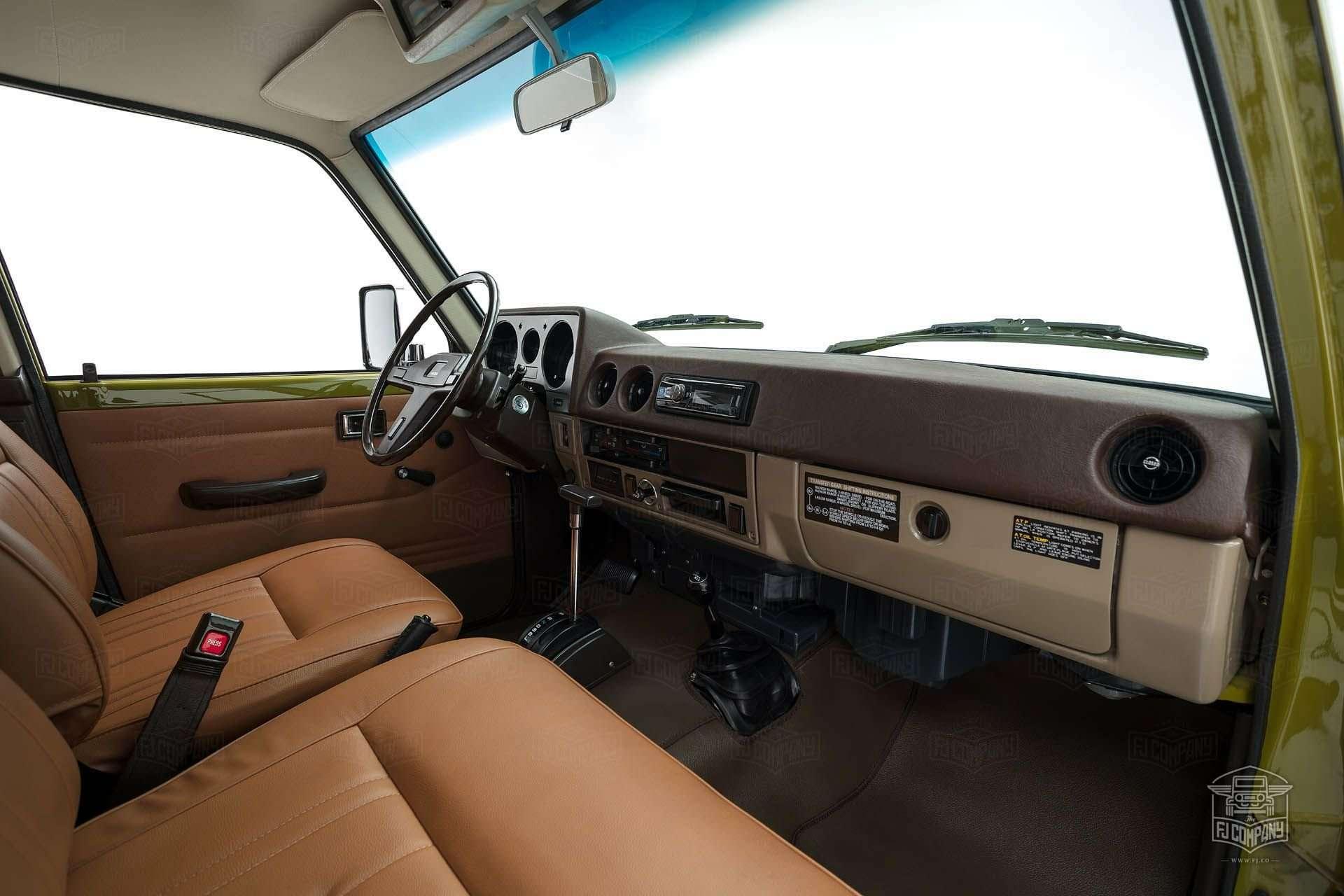 Абсолютно новый Toyota Land Cruiser 1986 года. Да, такое бывает!— фото 877231