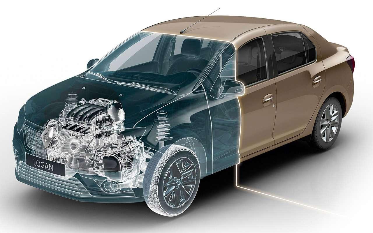 Автомобили B-класса за400 тысяч руб.: все лучшие варианты— фото 959219
