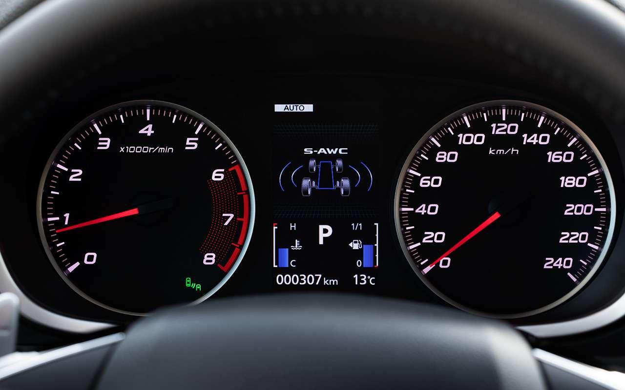 Какустроен кроссовер: все секреты Mitsubishi Eclipse Cross— фото 927354