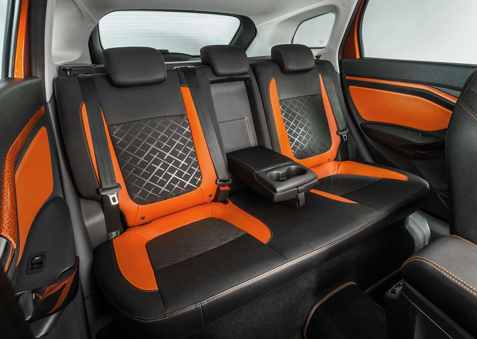 Универсалы Lada Vesta SWиSWCross: известны цены икомплектации— фото 796472