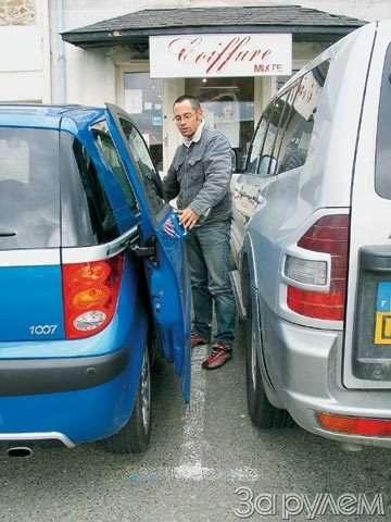 Peugeot 1007. Сезам открылся— фото 56404