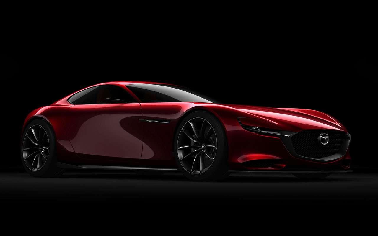 Новый роторный турбодвигатель Mazda готов!— фото 982664