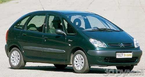 Тест Citroen Xsara Picasso, Mitsubishi Space Star, Mazda Premacy, Renault Scenic. Семейный квартет.— фото 20424