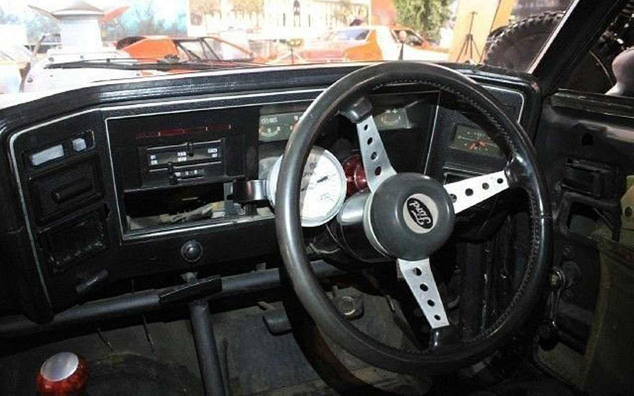 Автомобиль Безумного Макса выставят напродажу— фото 1087573
