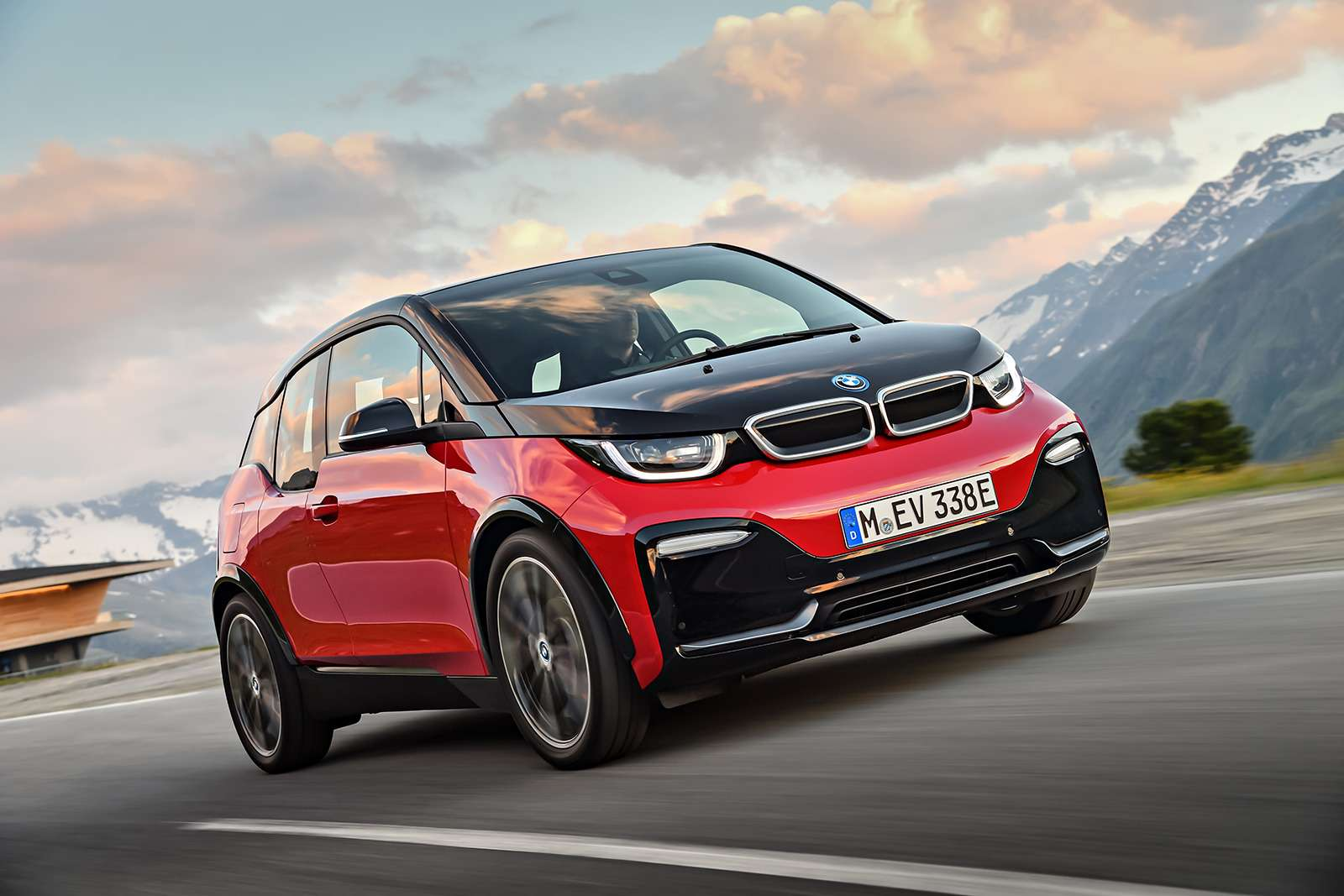 BMWрассекретила обновленный i3. Ночто жеизменилось?— фото 788825