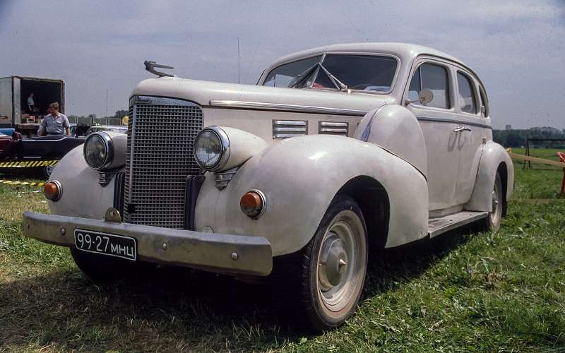 Cadillac серии 60