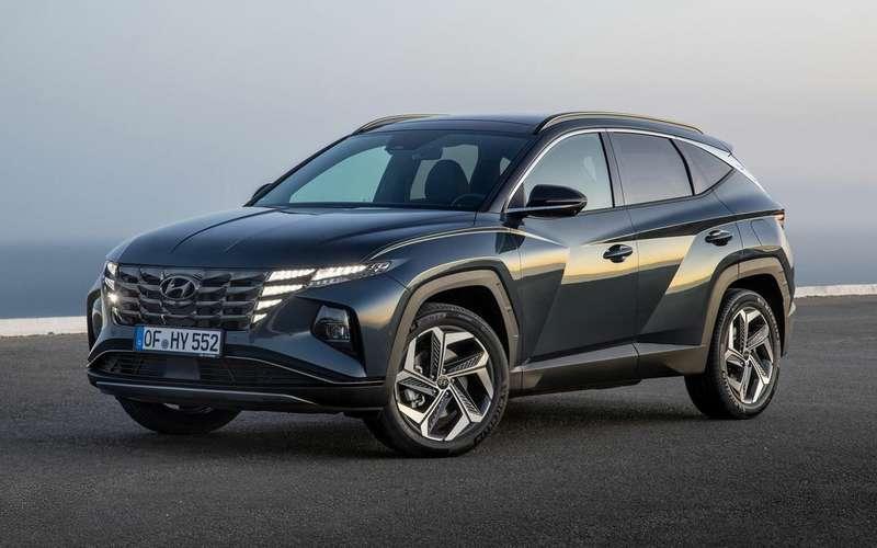 Сколько-сколько?! 25версий нового Hyundai Tucson
