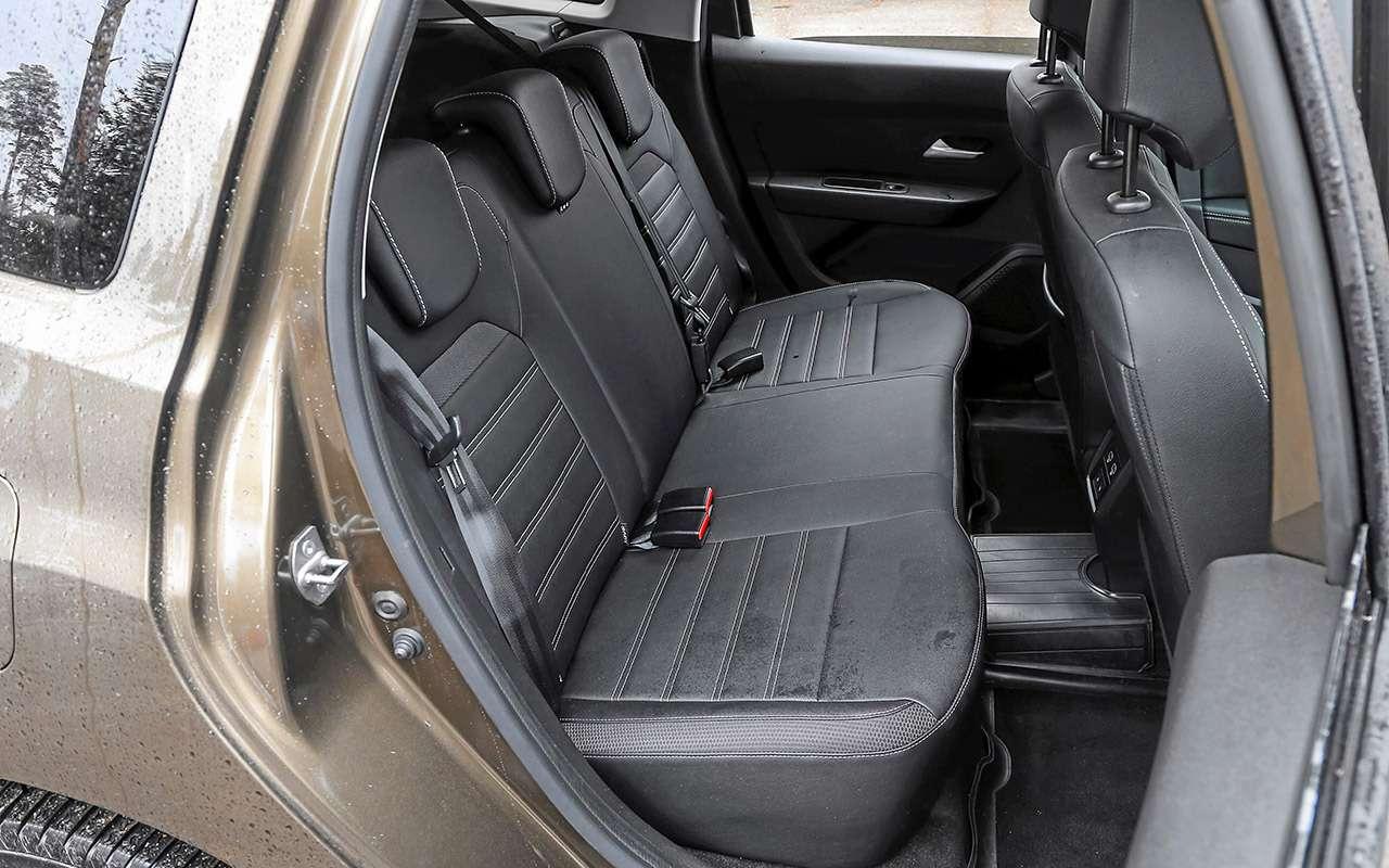 Что взять за1500000 руб.: новый Дастер против 22-летнего Mercedes G300— фото 1260711