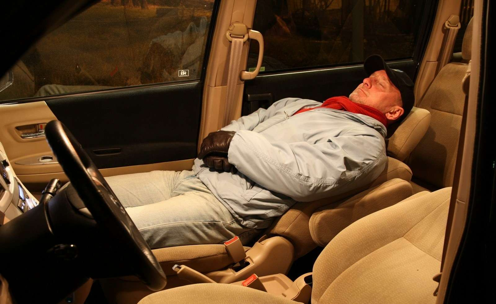 Сон ехать в машине с мертвецом