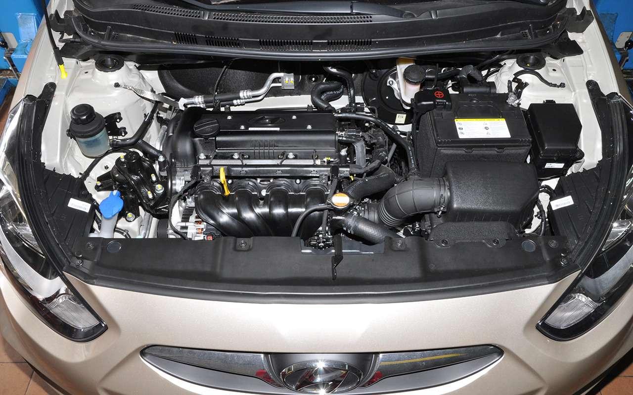 Мифические иреальные проблемы двигателя Hyundai иKia— фото 975837