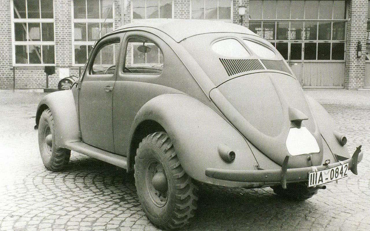 13моделей Volkswagen, которых выникогда невидели— фото 995706