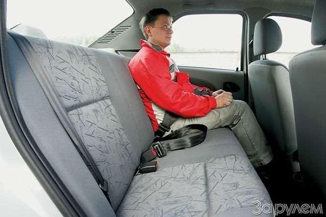 Тест Lada Kalina, Renault Logan, Chevrolet Aveo. Кому наРуси хорошо?— фото 57694