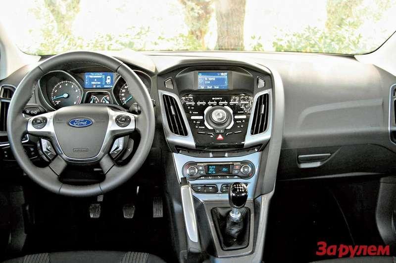 «Форд-Фокус-III»