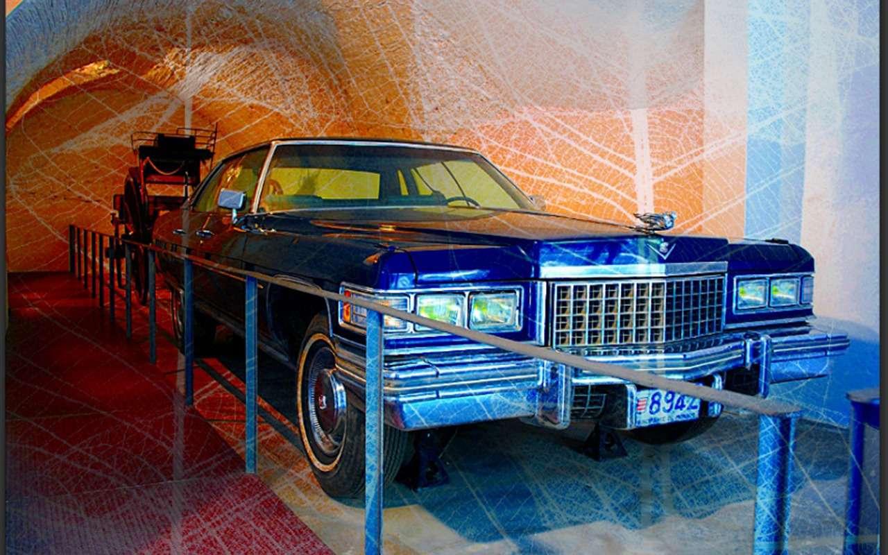 Егопервый автомобиль: Сальвадор Дали иКадиллак— фото 816491