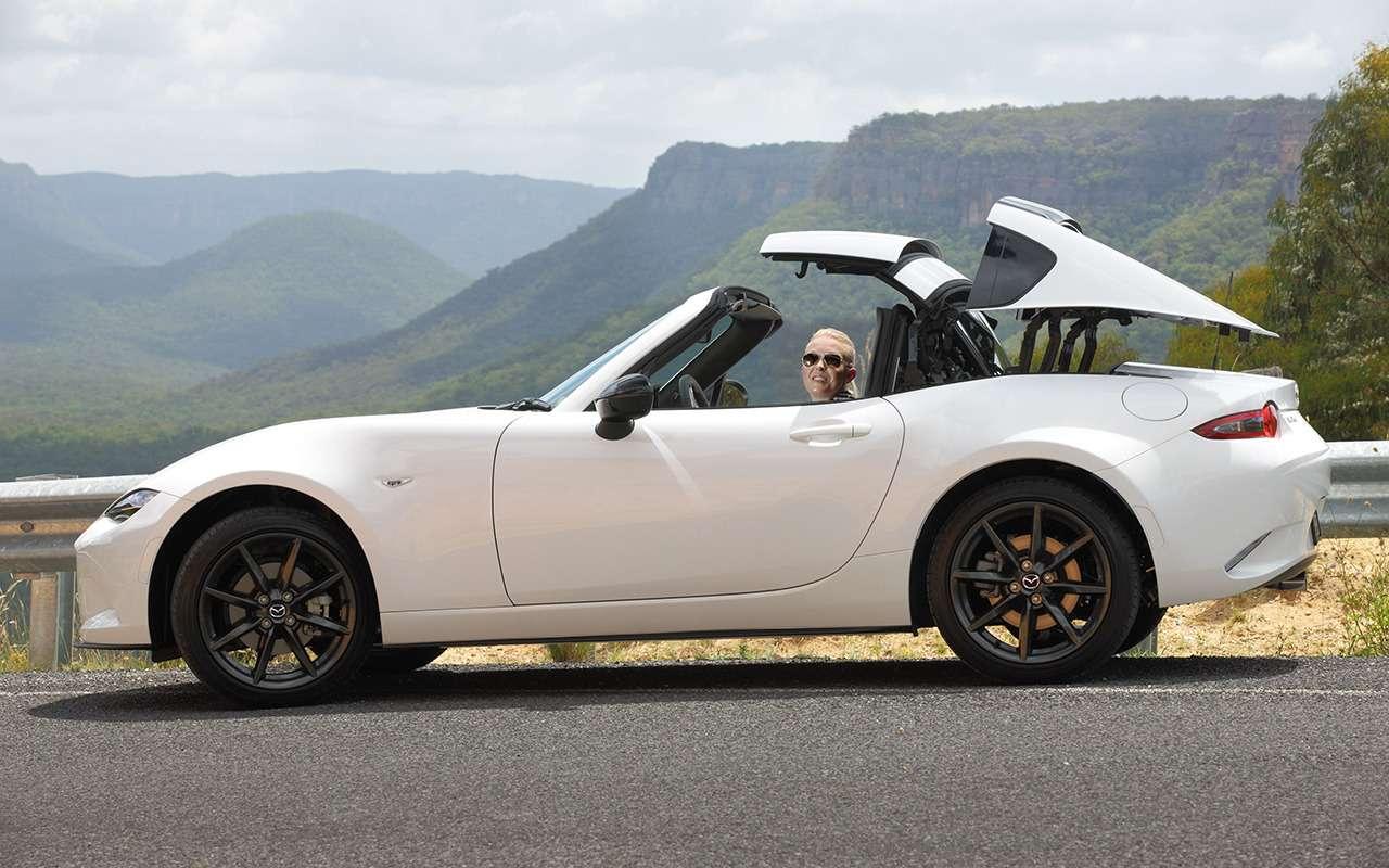 10отличных моделей Mazda, которых нет вРоссии— фото 882850