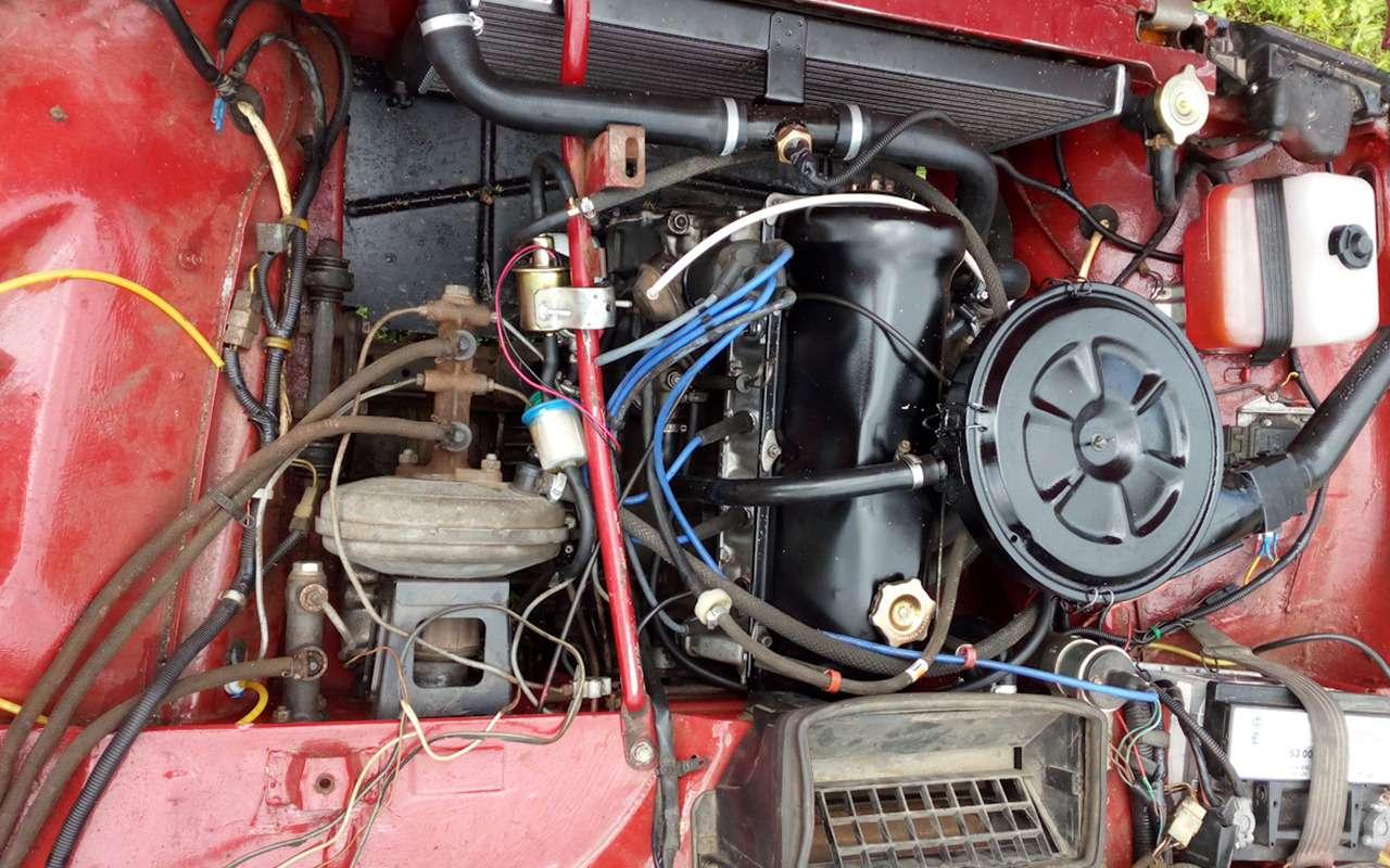 Lada 4x4: лучшее, что сней произошло за42года— фото 961005