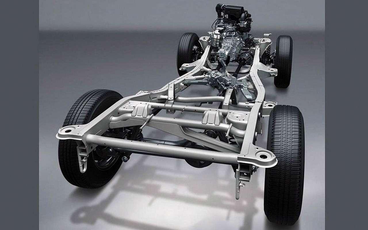 Новый Suzuki Jimny: первый тест-драйв ивидео— фото 998204