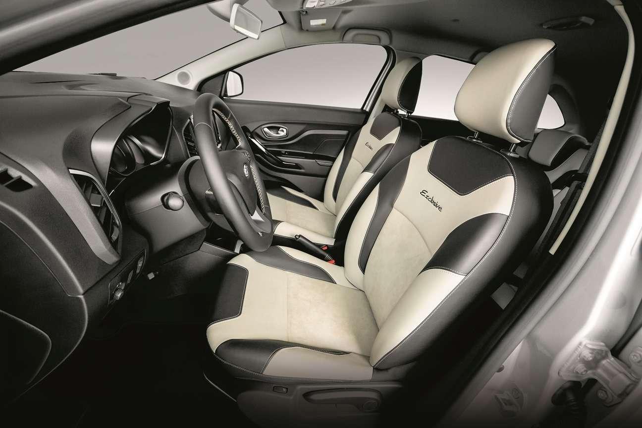 Lada XRAY вэксклюзивной комплектации— шильдик, вышивка, подсветка— фото 766859