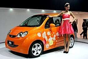 Китайские авто дешевеют