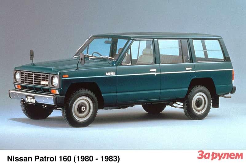 5—1980 Patrol 160(Safari)