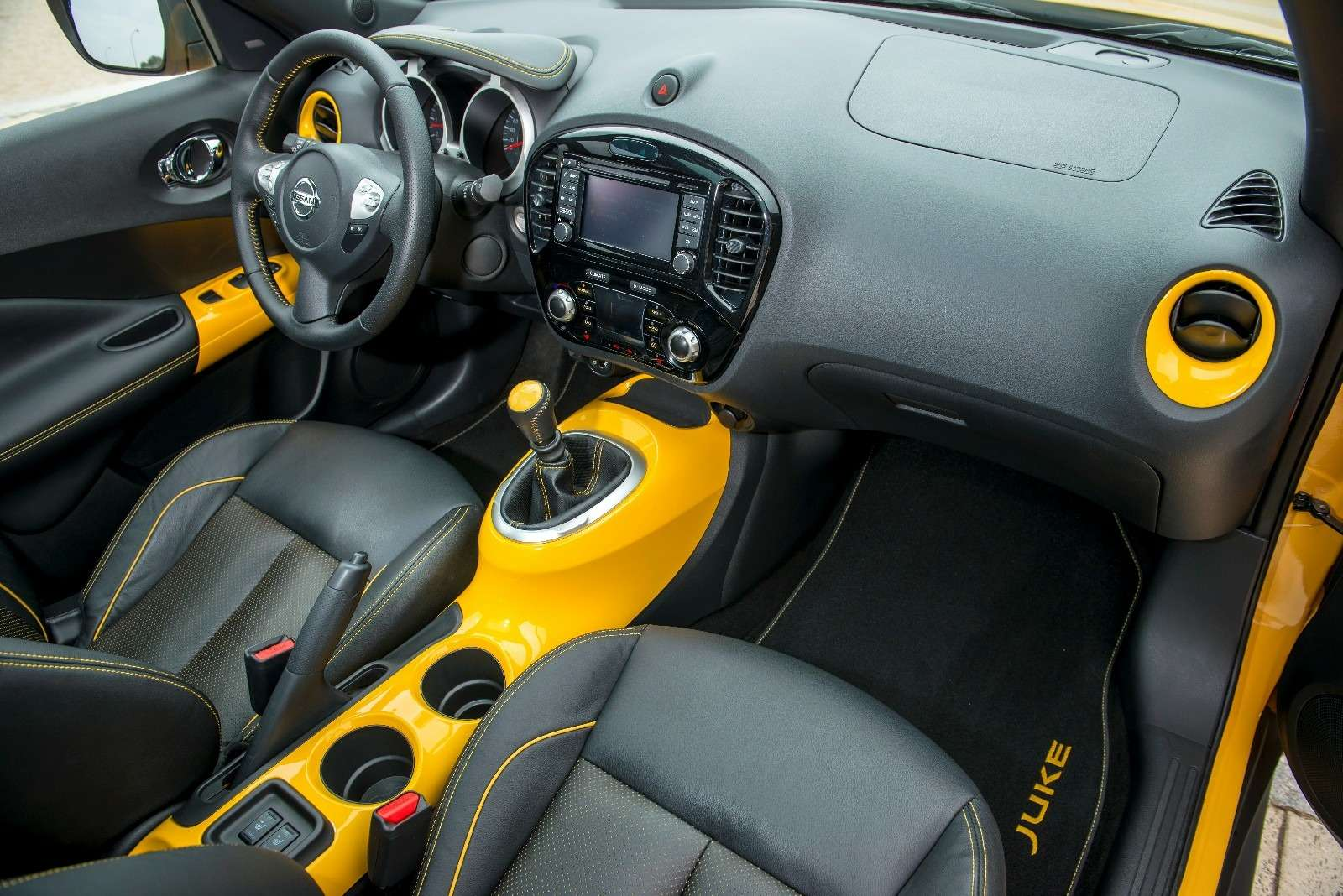 Nissan Juke вернулся вРоссию. Цена вряд лиобрадует— фото 771431