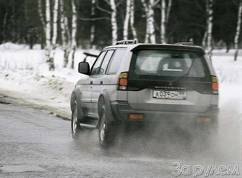 Mitsubishi Pajero Sport. ДЖИП ДЛЯ