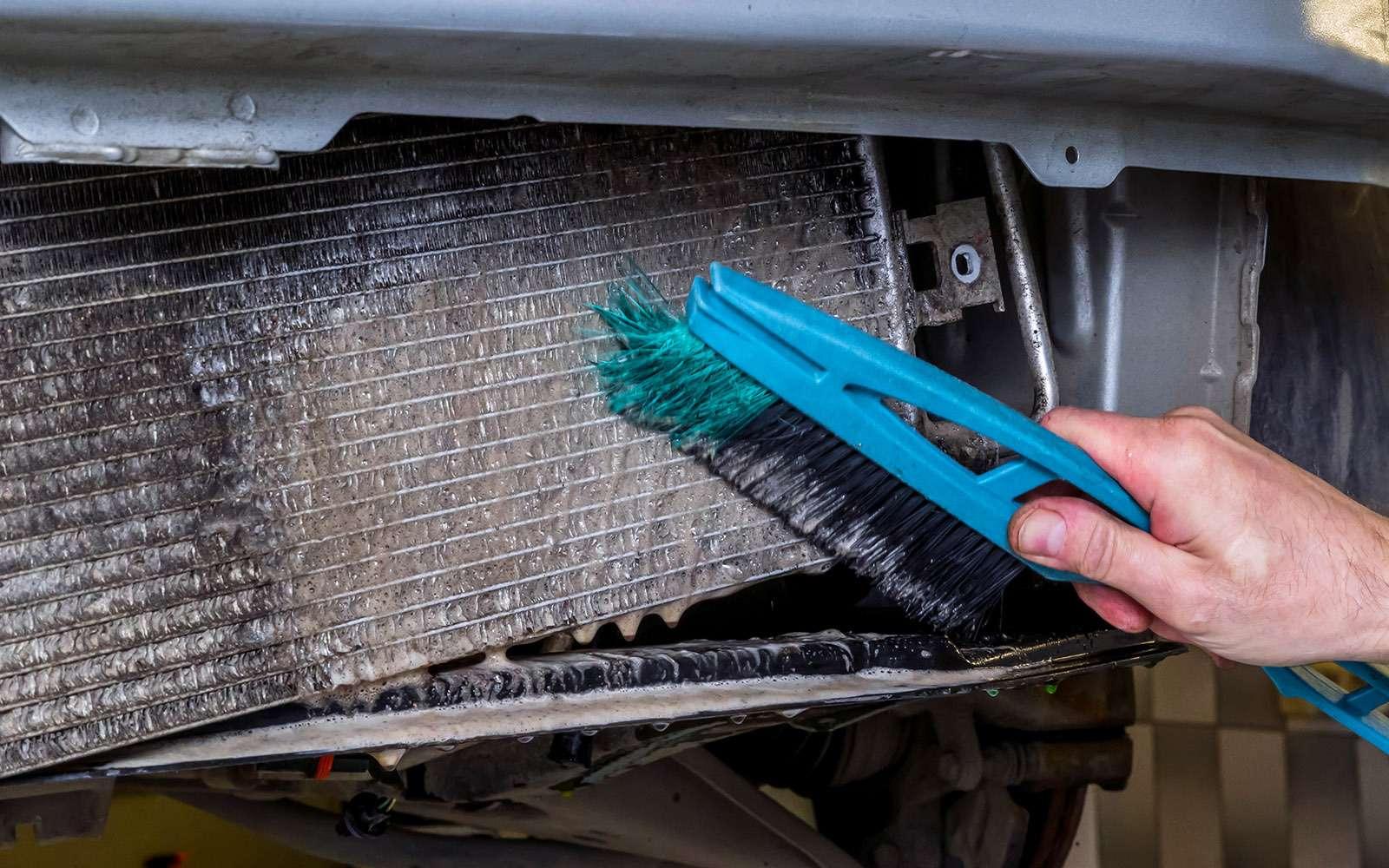 Каксамостоятельно промыть радиатор— экспертиза ЗР— фото 769531