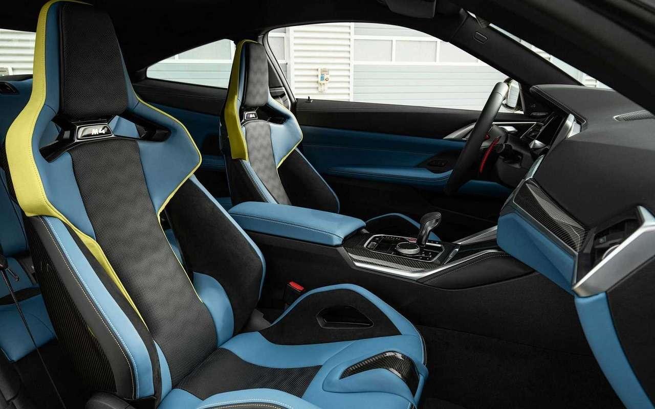 Новые BMW M3и M4и тюнинг дляних— фото 1170395