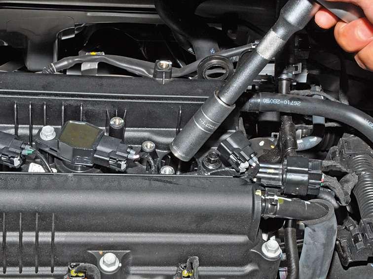Замена головки блока цилиндров хендай грета Замена ремня ГРМ каптива