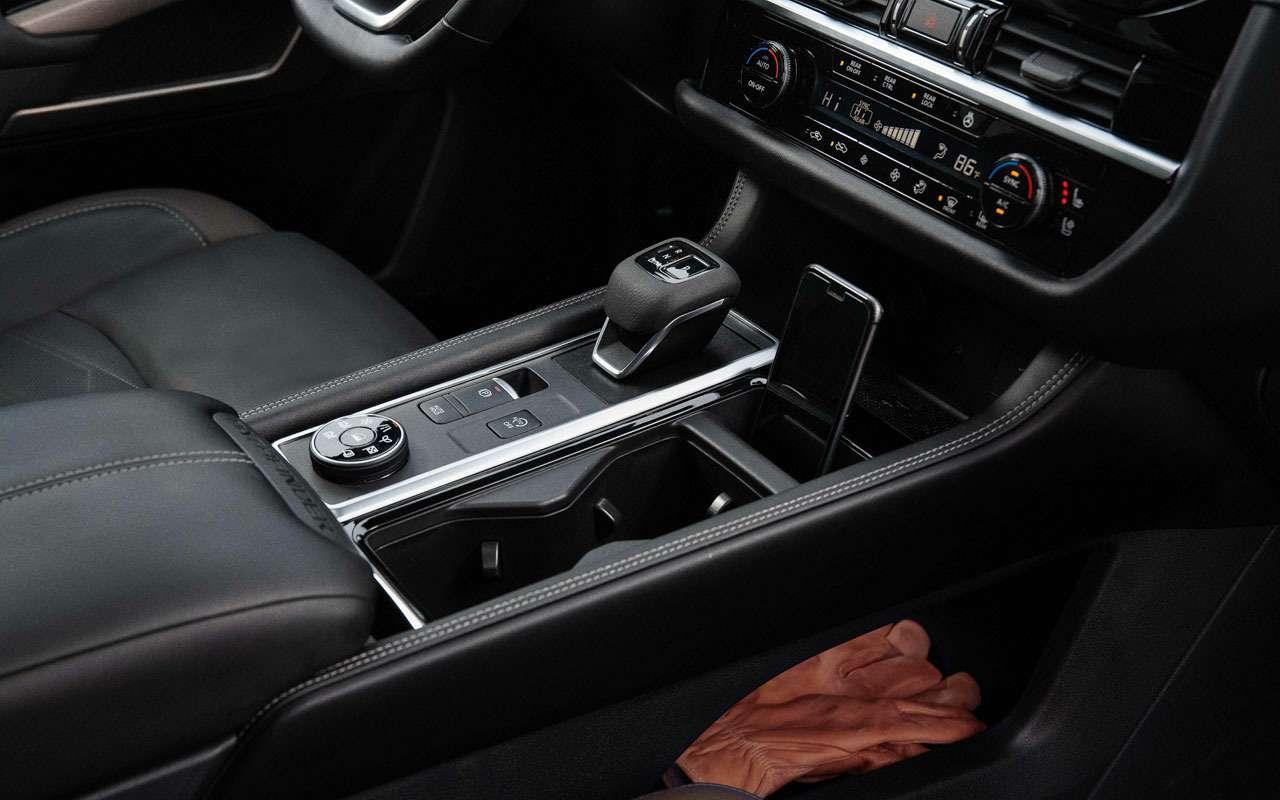 Новый Nissan Pathfinder— скоро вРоссии— фото 1221279