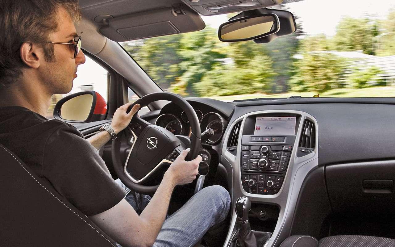 11секретов опытных водителей: вавтошколе такому неучат— фото 977320
