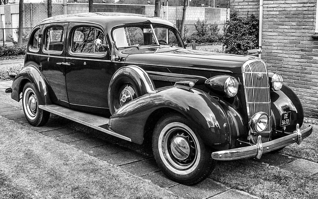 ЗИС‑101: изчего сделали первый советский лимузин— фото 935281